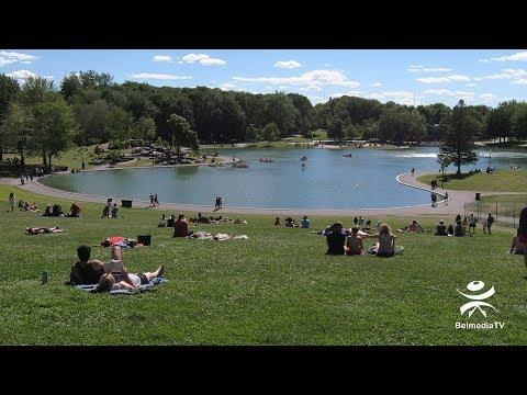 Parc Mont Royal Montréal, Un Lieu Touristique