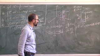 Fizik 2 (Ders 44) Maxwell Denklemleri ve Düzlem Dalgalar