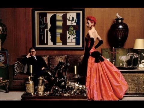 YSL's Homes - Paris & Marrakech - 동영상