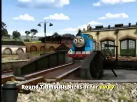 Thomas Y Sus Amigos cancion  final 2,4,6,5,8 son