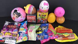 Dolls, Toys, Hello Kitty, Surprise Eggs, Roblox, Marvel, Lil Woodzeez