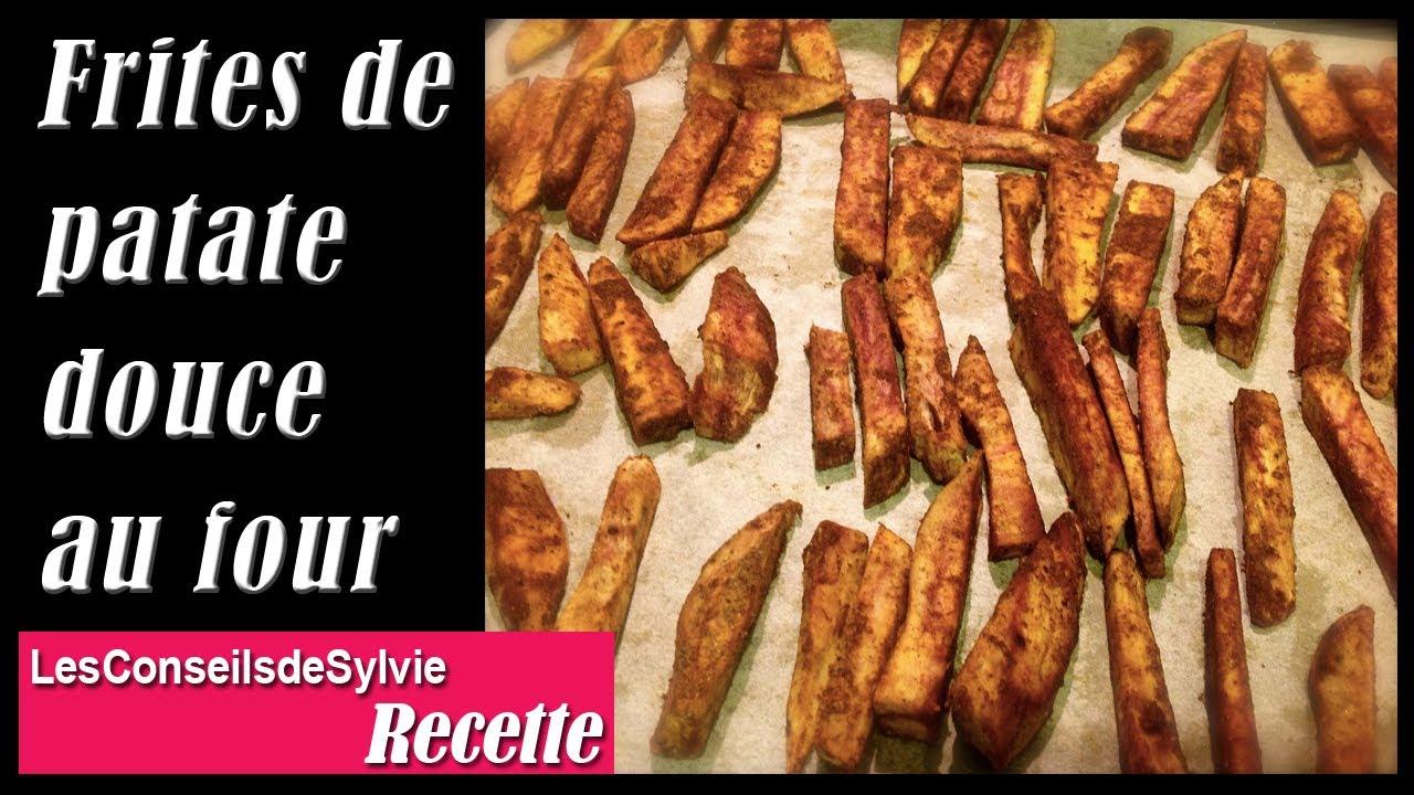 Ep 73 recette frites de patate douce au four r quilibrage alimentaire r gime youtube - Frite de patate douce au four ...