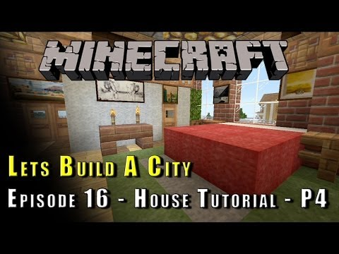 how to build a city in minecraft part 1