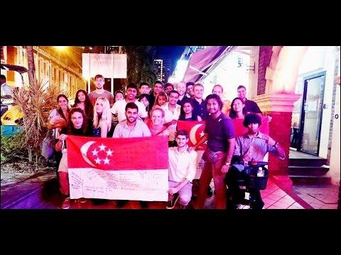 John's Journey in Singapore