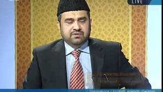 Since when is Chrismas celebrated on the 25th of December-persented by khalid Qadiani.flv