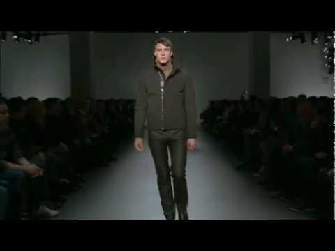 Calvin Klein collection men's fall 2010 runway show