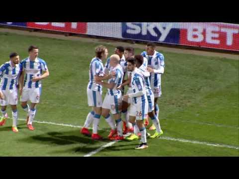 HIGHLIGHTS: Huddersfield Town 1-0 Aston Villa