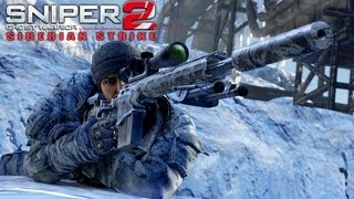 Sniper: Ghost Warrior 2 Siberian Strike DLC Gameplay (PC HD)
