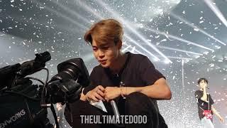 180906 Answer: Love Myself + Ending @ BTS 방탄소년단 Love Yourself Tour in LA Fancam 직캠