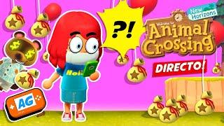 Que hago con esto? en Animal Crossing New Horizons de Nintendo Switch Gameplay Español   Abrelo Game
