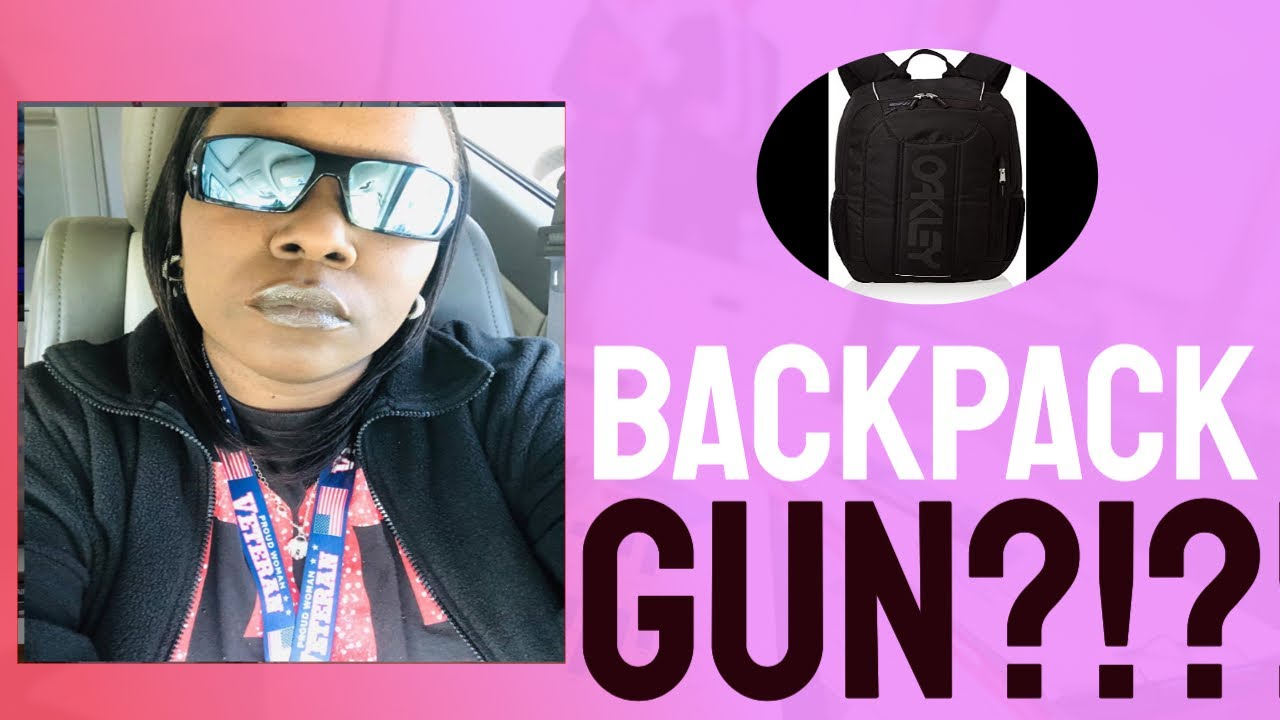 Backpack Gun?!?!