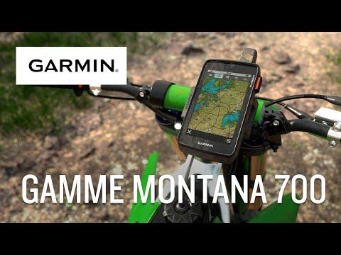 Gamme présente Montana 700 : systèmes de navigation GPS et appareils de communication satellite