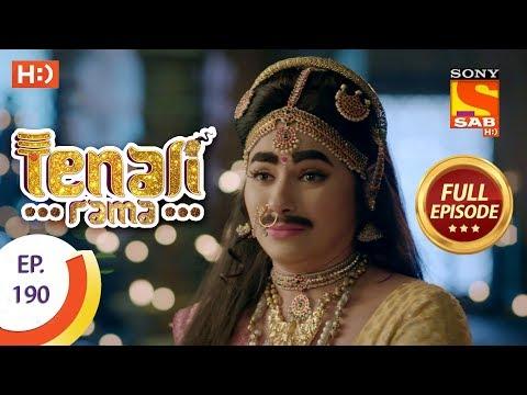 Tenali Rama - Ep 190 - Full Episode - 29th March, 2018