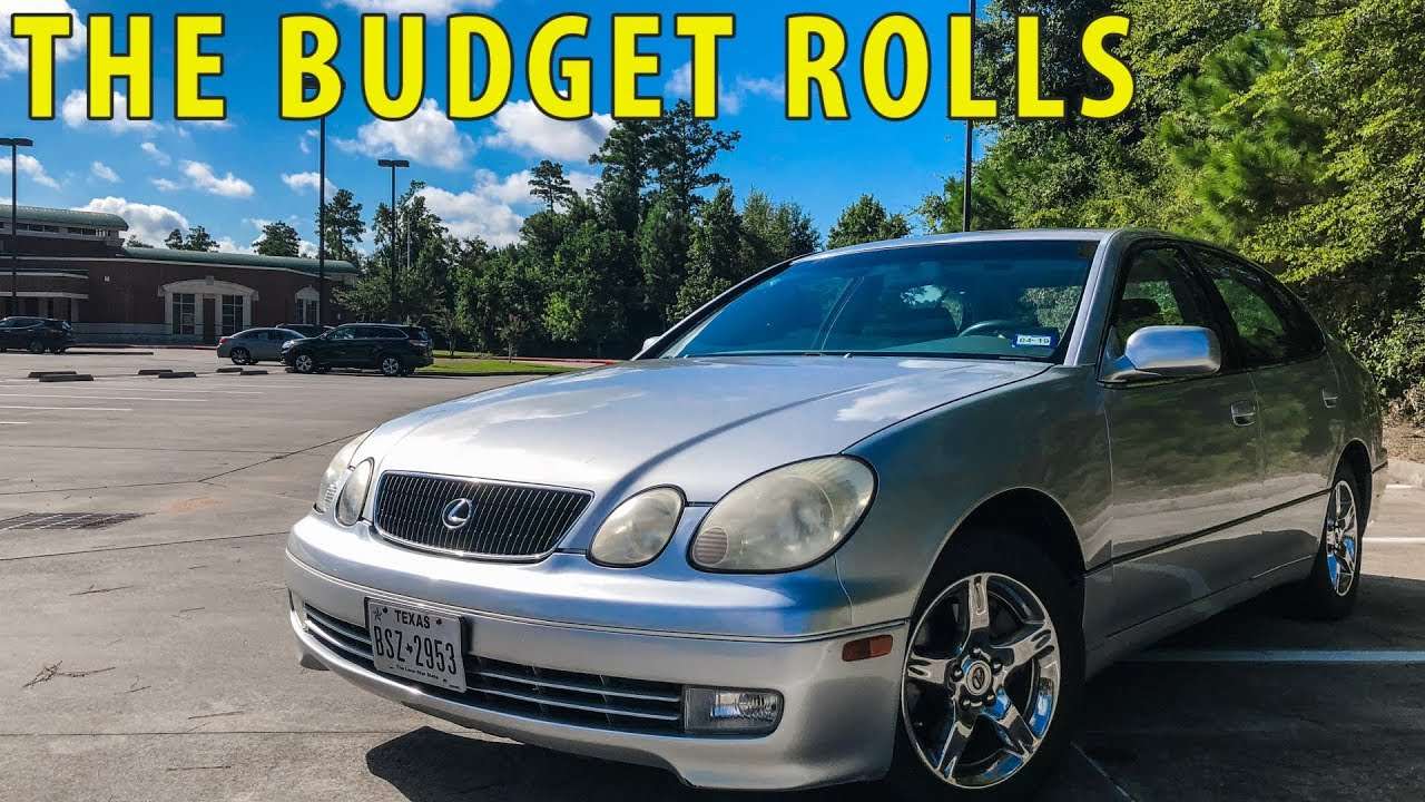 1998 lexus gs300 owner review the best car ever ever  [ 1280 x 720 Pixel ]