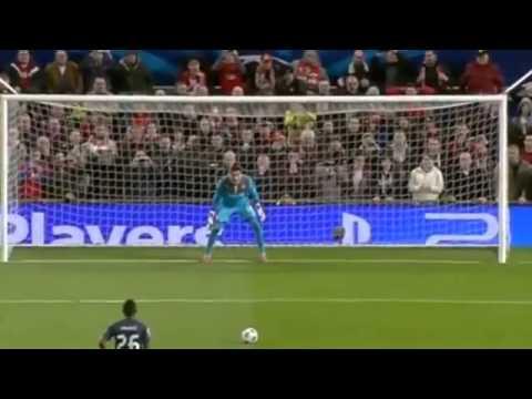 Manchester United 3 vs 0 Olympiakos - 20-03-2014