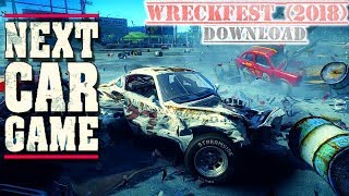 Где скачать Wreckfest 2018? Next car game wreckfest торрент.