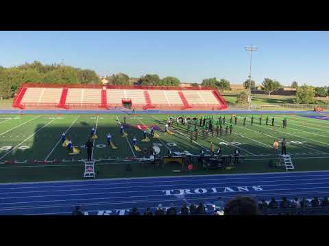 Doherty High School Marching Band Friendship Cup September 28, 2019