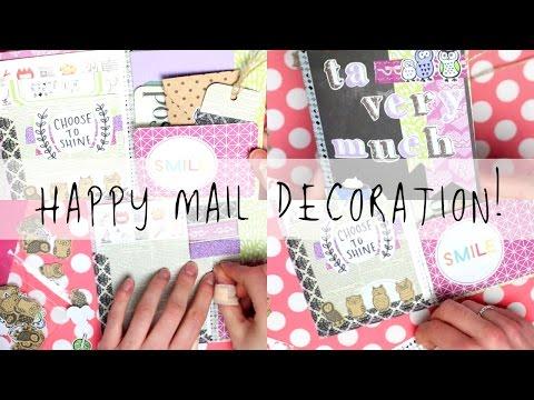 Happy Mail Decoration! | 4 | MyGreenCow