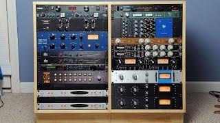 How to Build a DIY Double 16u Studio Rack
