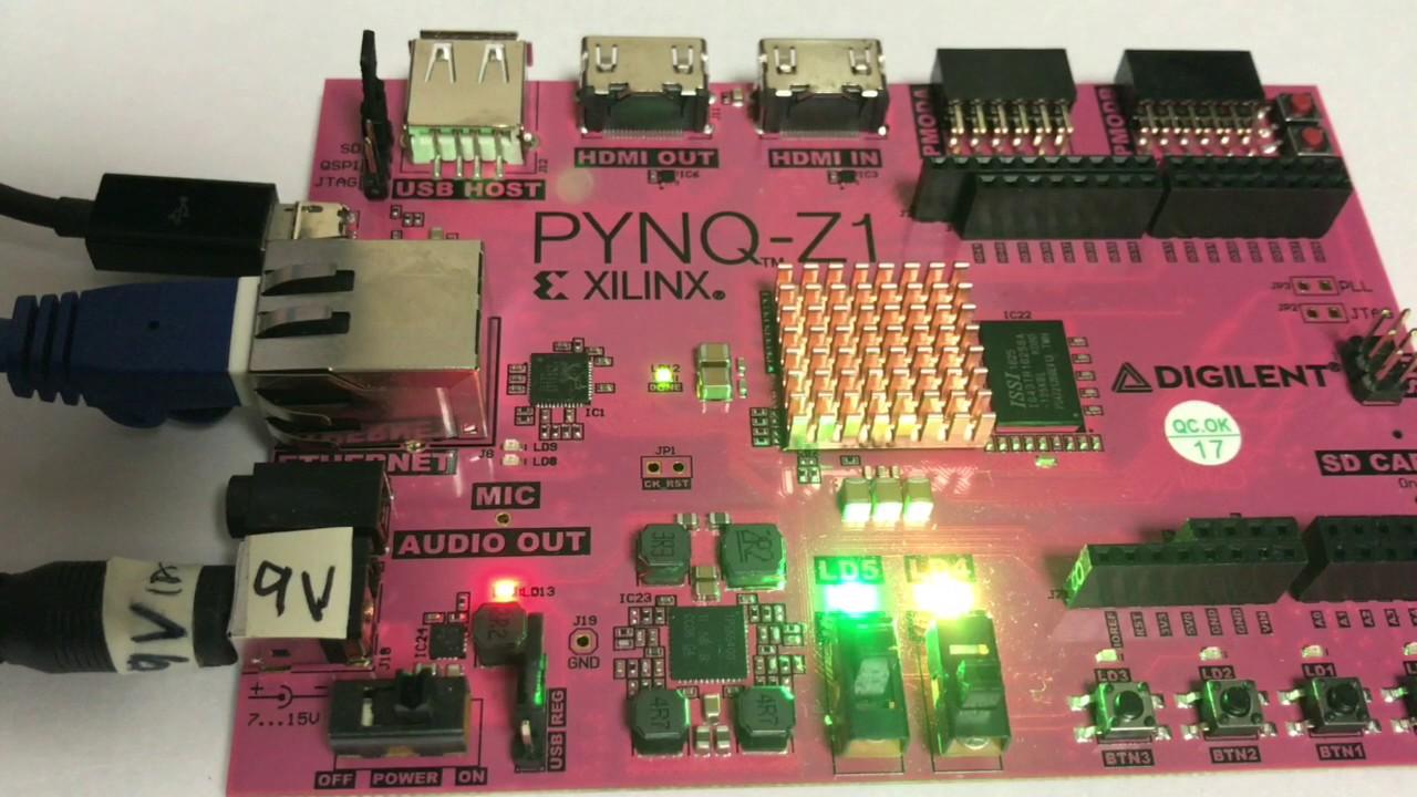 Pynq Ps I2c