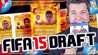 draft w fifa 15? 😮
