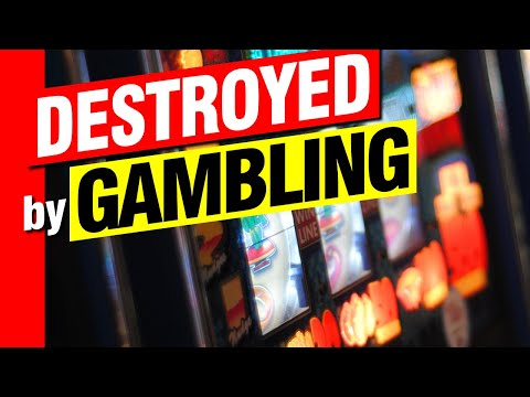 How I Lost EVERYTHING In Las Vegas (Gambling Addict)
