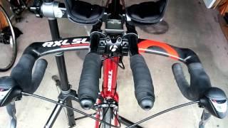 RXL-SL carbon fiber road bike handlebar review