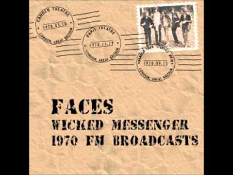 The Faces - Wicked Messenger   (Live)