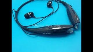 Wireless Bluetooth Headphones APT X - HB-800