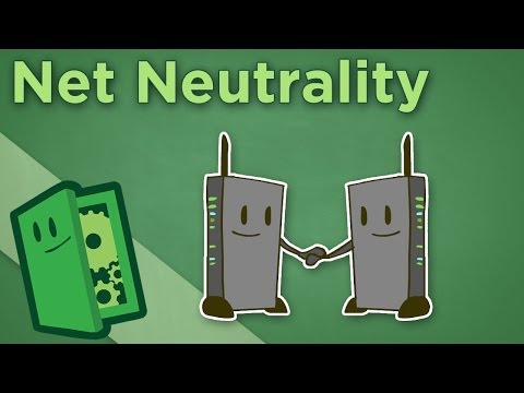 Net Neutrality - What a Closed Internet Means - Extra Credits