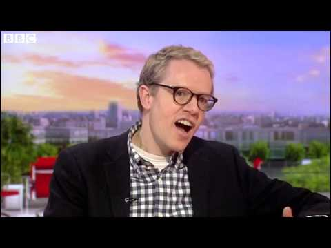BBC News Jason Bell Photographer of the stars YouTube