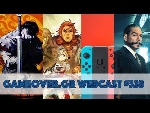 GameOver Webcast #328