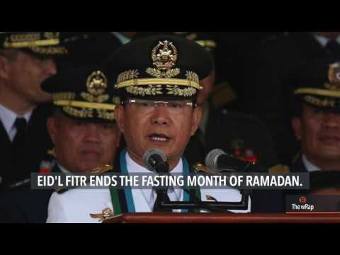 Battle resumes as Eid'l Fitr truce ends in Marawi