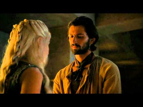 Michiel Huisman's Scenes: Game of Thrones - 4x07