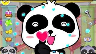 Обзор: Dr Panda - Безопасность в доме. Игры для детей
