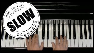 Video Jonas Blue ft. JP Cooper - Perfect Strangers - Piano Intro only - Melody - 4 Tempi download MP3, 3GP, MP4, WEBM, AVI, FLV Januari 2018