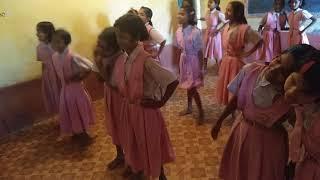 School CHILDRAN dance  Chand Chand Chand nanna hendati  Anjani Putra move song