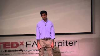 Comparing Ourselves to Others | Sameer Hinduja | TEDxFAUJupiter