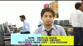Meraj Ul Haque's Live Review of DTPP program...