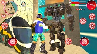 Super Heroes City   Naxeex   FLYING BIKER Android Gameplay HD