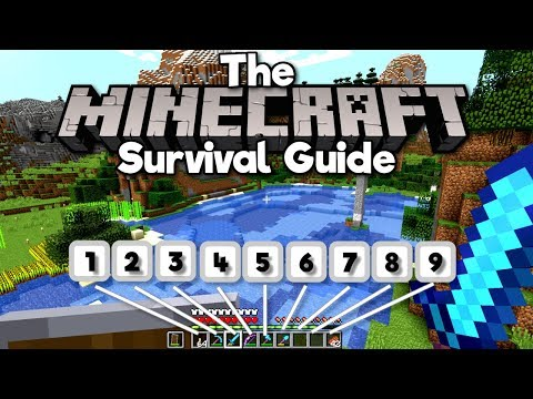 How To Control Minecraft LIKE A PRO! ▫ The Minecraft Survival Guide (Tutorial Lets Play) [Part 25]