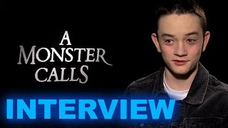 a monster calls interview lewis macdougall beyond the trailer