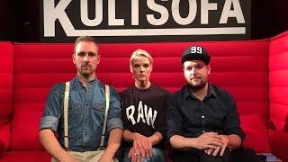 KULTSOFA - Häni mit Stéphanie Berger & Kunz
