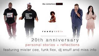 Ready To Die 20th Anniversary - Stories & Reflections