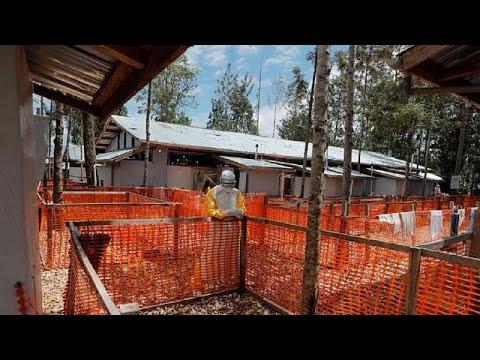 RDC: nouveau cas d'ebola à Béni