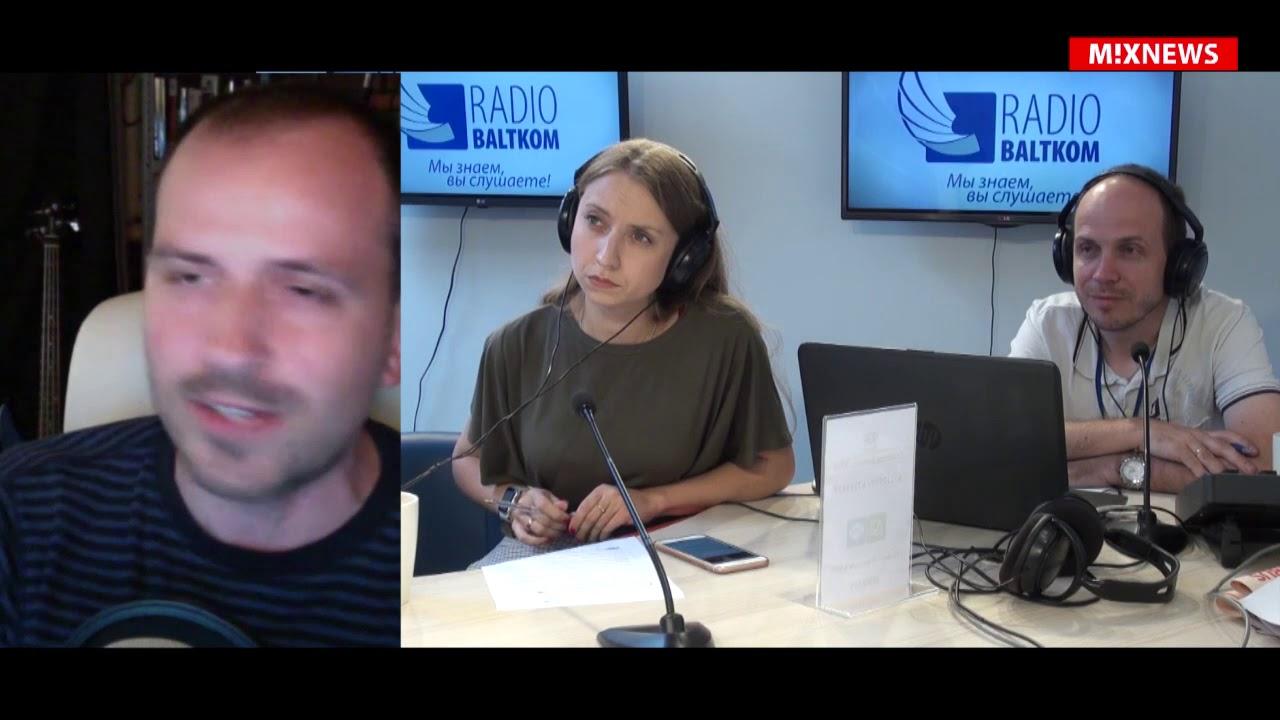 Сёмин о Дуде, Навальном, уходе с «России-24» и катастрофе