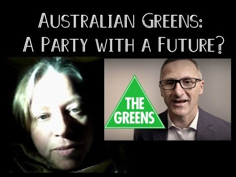 The Australian Greens: A Party with a Future?