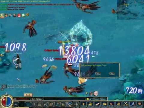 Conquer Online - Speedhack And Walljump.