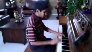 Aravinth Ravithas Playing Blues á la Mode By Robert D. Vandall
