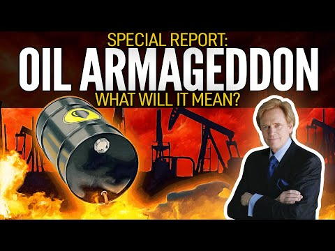 OIL ARMAGEDDON: What Will It Mean For You? Mike Maloney